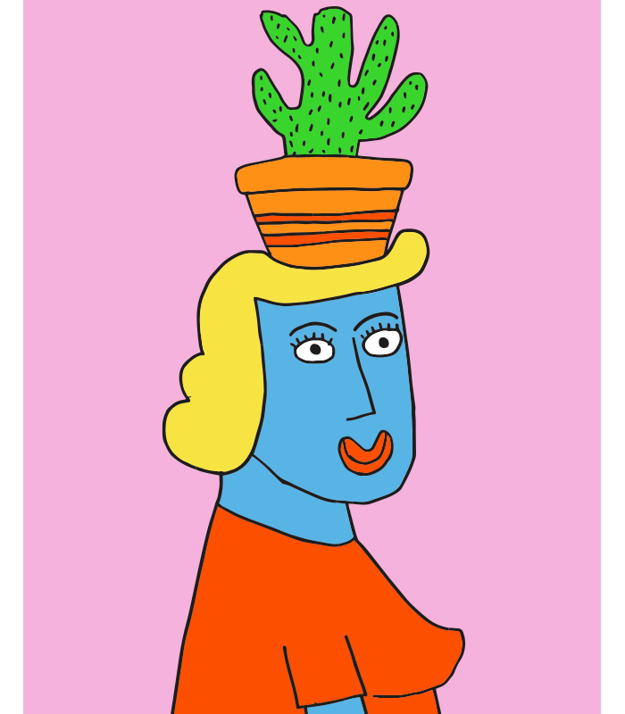 The Cactus  / 2014