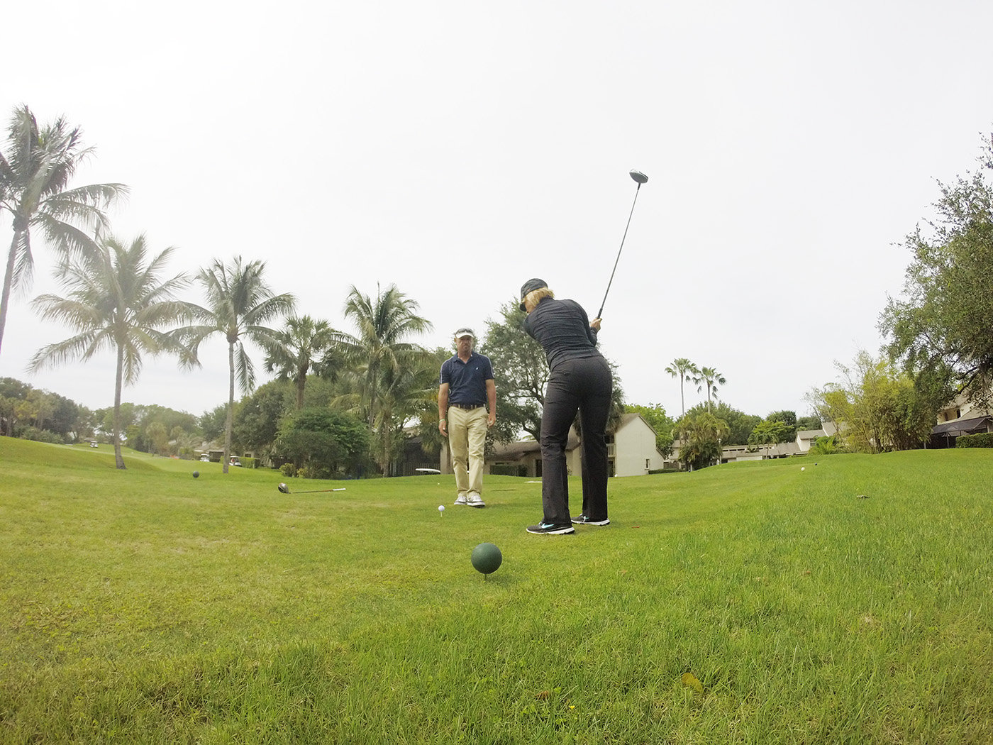 Individual Golf Lessons (Half Hour)
