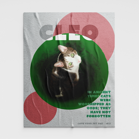 Cat Day Poster
