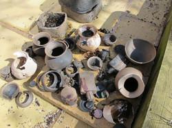 Vessels for Thesaurum