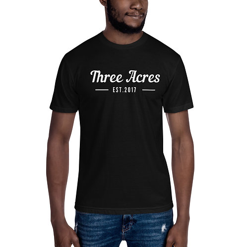 Unisex Three Acres Basic Tee