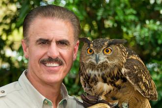 Ron & Eagle Owl