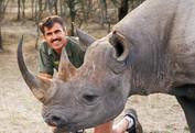 Ron & Morani in Kenya
