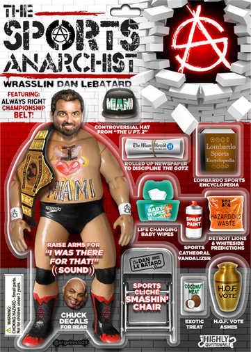 Dan The Sports Anarchist