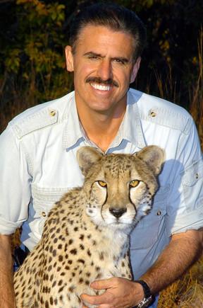 Ron & Cheetah