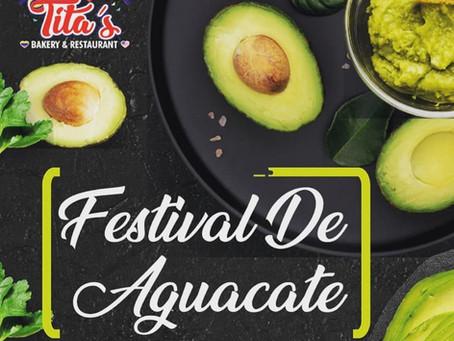 Festival de Aguacate!