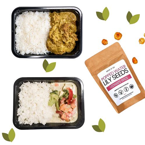 Ahimsa Vegan Spicy Bundle