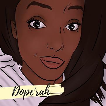 Doperah&friendspodcast