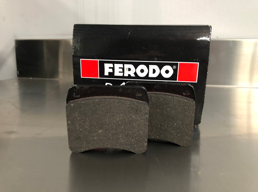 Ferodo FCP342 brake pads - soft and hard compounds available