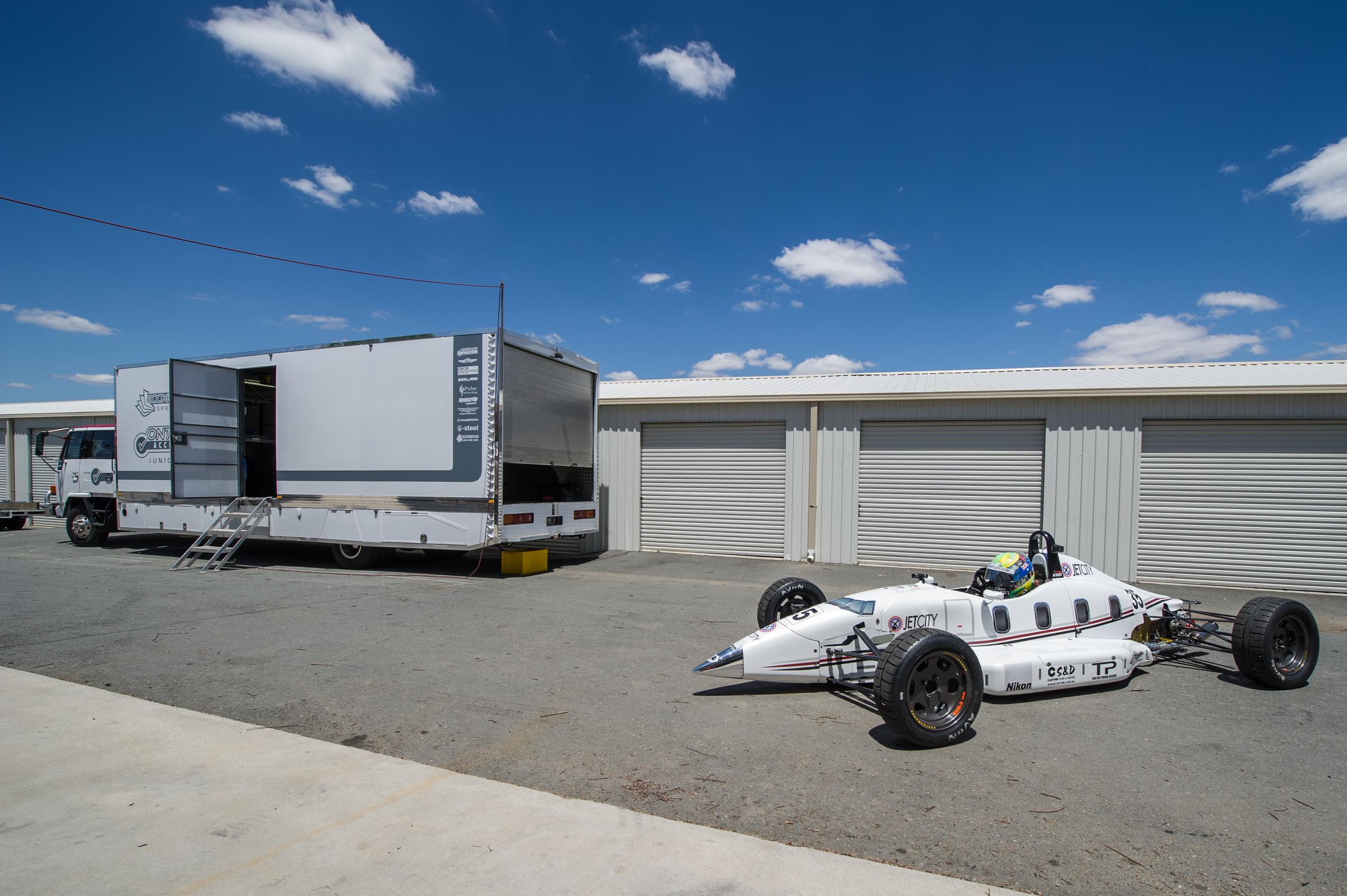 14 Jack Atley Racing Dec Test Winton 061