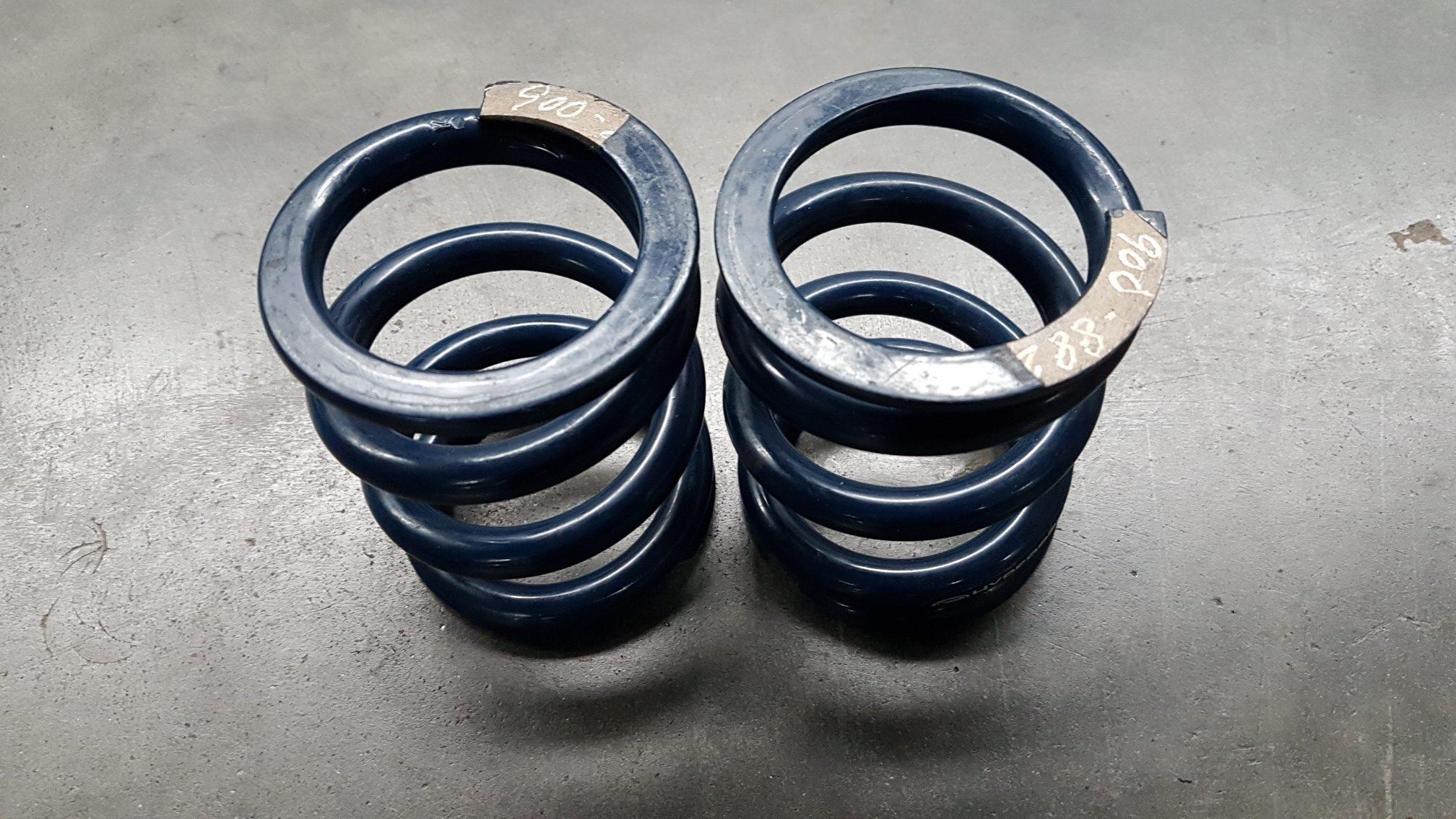 Hyperco 900lbs springs