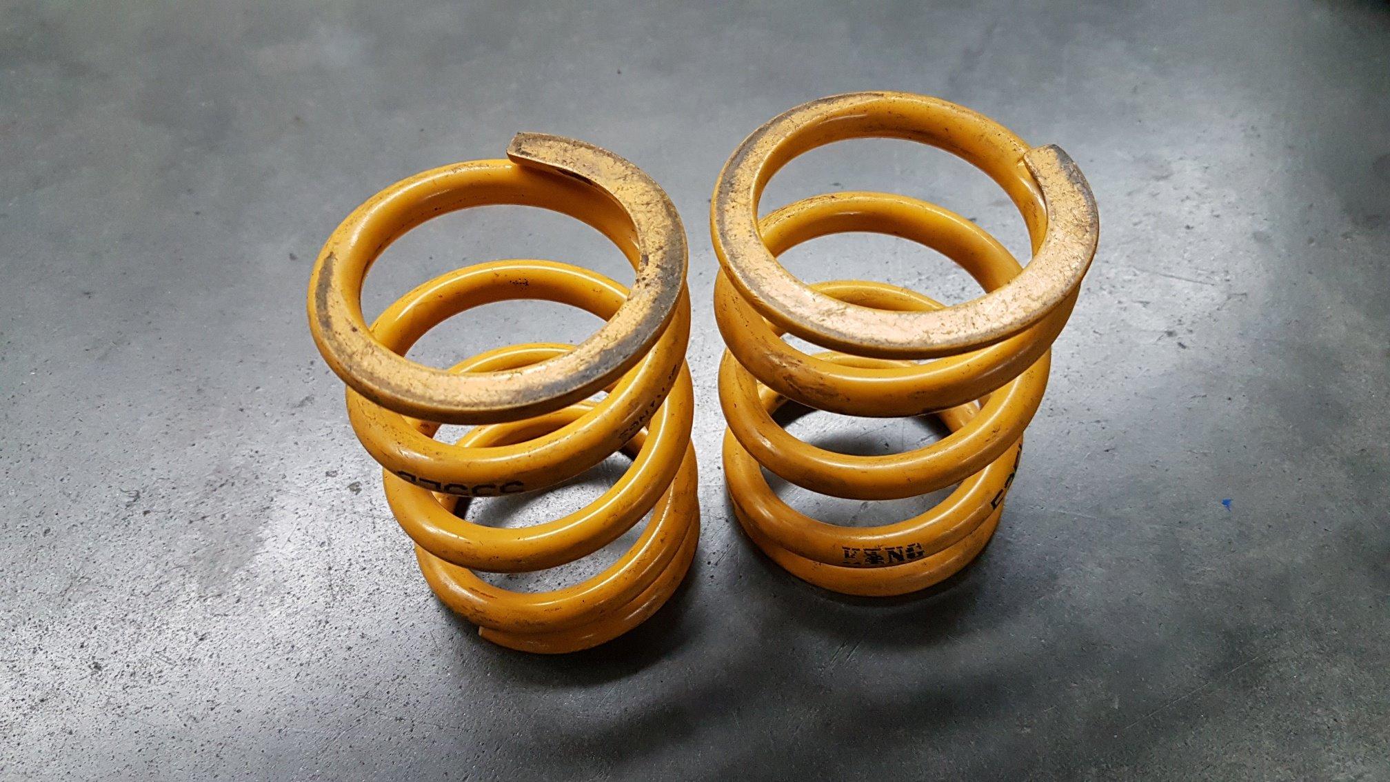 535lbs springs