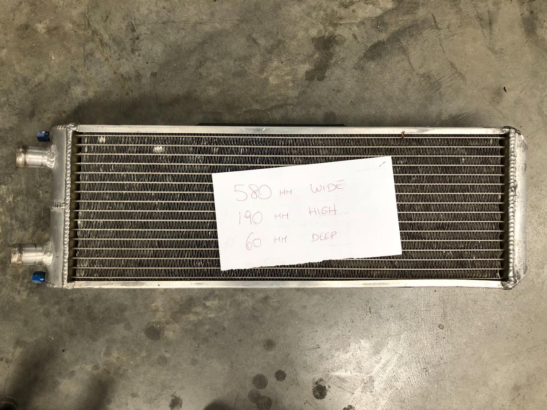 Mygale radiator