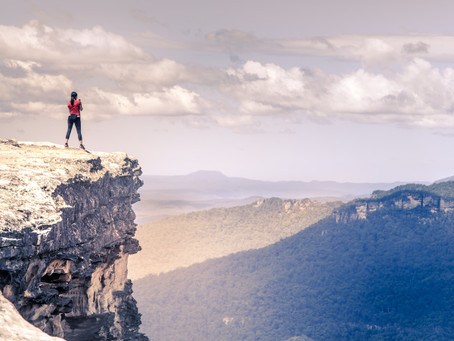 Take the leap - How stepping outside of your comfort zone benefits you