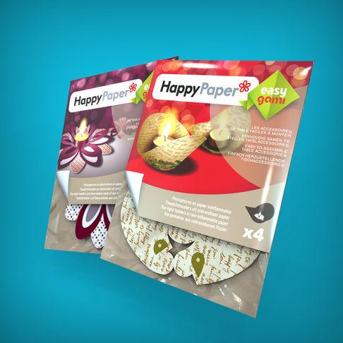 HAPPY PAPER EASY GAMY