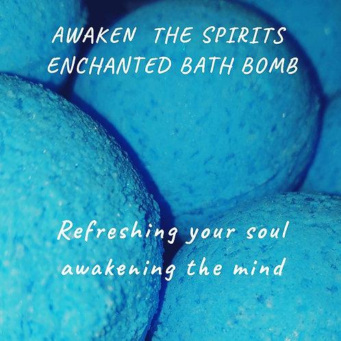 'Awaken The Spirits'