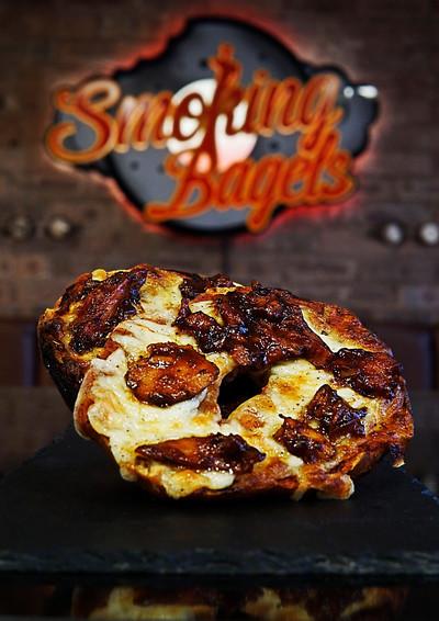 SB - Pizza Bagel