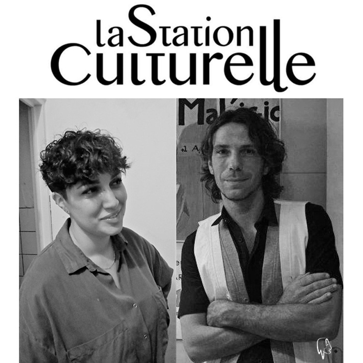 La Station Culturelle à Fort-de-France est une structure mise en place en Novembre 2018 pour soutenir les artistes émergents et promouvoir l'art. Fondatrice : Eléna-Lou ARNOUX et La Coursive - espace crée par Mathieu GUERARD