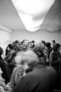 17 décembre 2011 : Commissaire d'une exposition collective «Instant D» 115 rue Oberkampf Paris