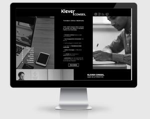 Klever-conseil.fr, société, formation, édition, multimédia, nicolas mourir, formateur, création, Tatiana Chaumont, web art & bio