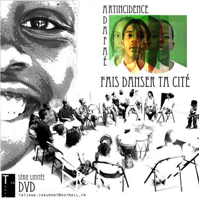 Création captation vidéo - montage - couverture DVD Web, Art & Bio
