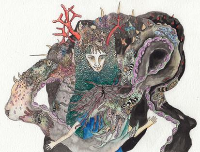 Illustrations Web, Art & Bio