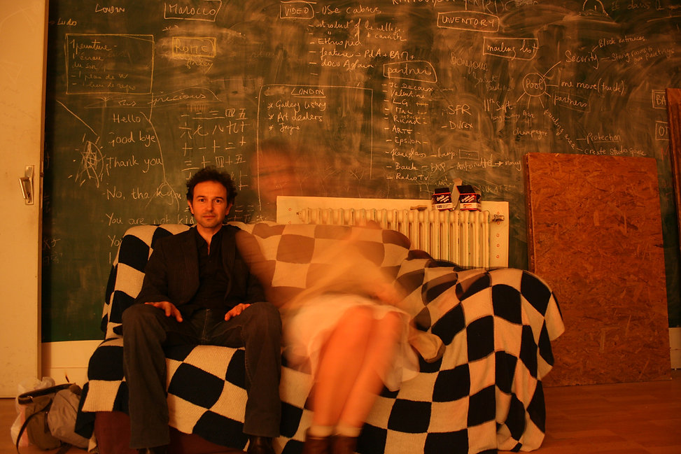 """""""Harry"""" - 2010 - Photographie de Tatiana Chaumont - exposé à New York en 2010 - extrait de recherche sur la résilience"""