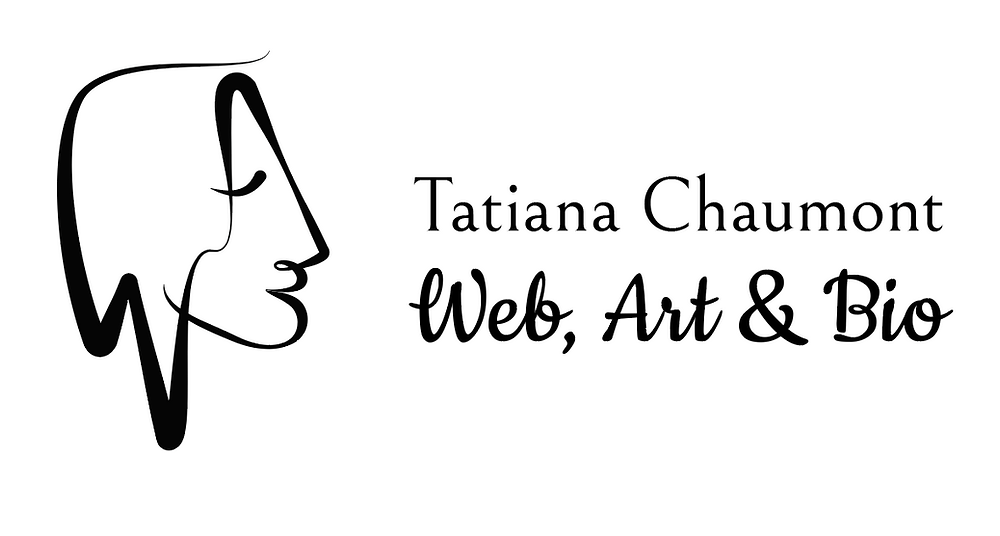 Logo : Tatiana Chaumont - Web, Art & Bio