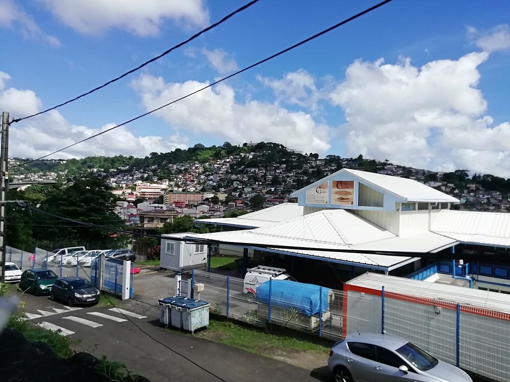 CCA - Campus Caraïbéen des Arts - Fort de France - Martinique - 2018  - Photo Tatiana Chaumont