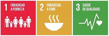 objetivos de desenvolvimento sustentável das nações unidas, 1 a 3