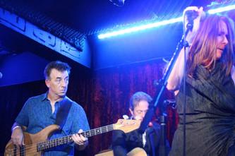 Gig with Fiona, Harry and Kip