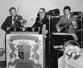 All in the Family: Grandfather, Father and Uncle in long-time band