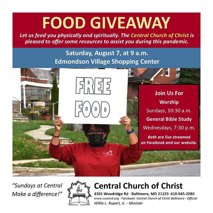 Central Food Giveaway Flier- August 2021.jpg