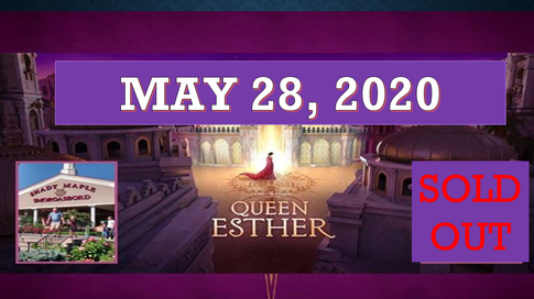 Sights and Sounds - Queen Esther