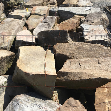 Fieldstone Stack thick