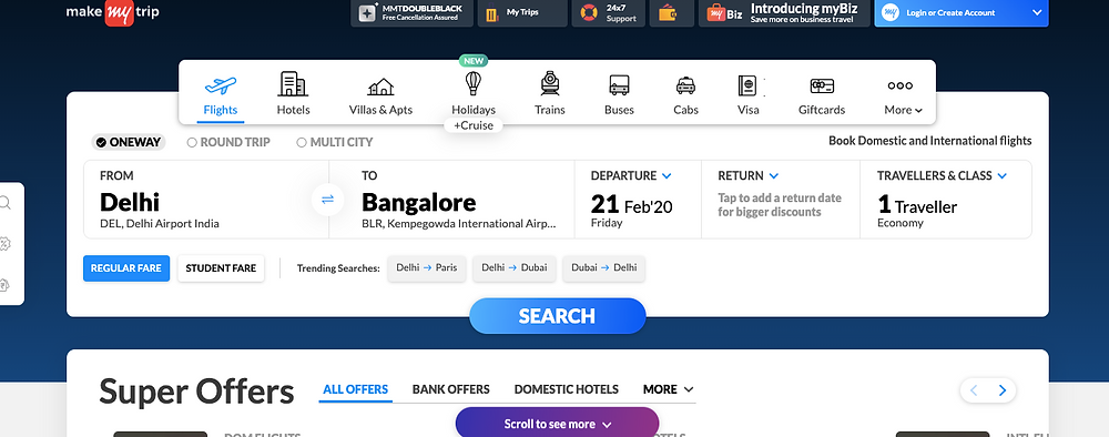 train ticket booking india