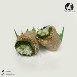Tofu & Taro Spring Rolls