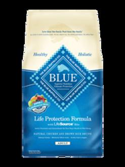 Blue Life Protection Formula Adult Dog Food 30lb