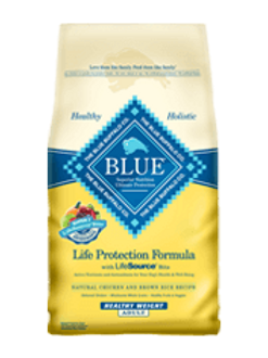Blue Life Protection Formula Healthy Weight Adult