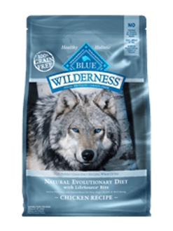 Blue Wilderness Grain Free Adult Food 24lb