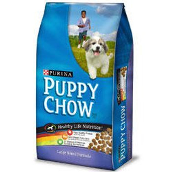 Purina Puppy Chow Large Breed Puppy Food 32lb