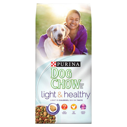 Purina Dog Chow Light and Healthy Adult Dog 32lb