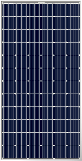 commercial and utility solar panel-UD-AH