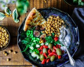 pflanzenreiche Ernährung