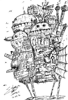 Sketch HOWL'S MOVING CASTLE.png