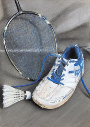 Textures of Badminton