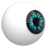 Eyeball_normal pupil
