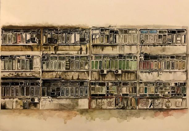 Hong Kong Windows