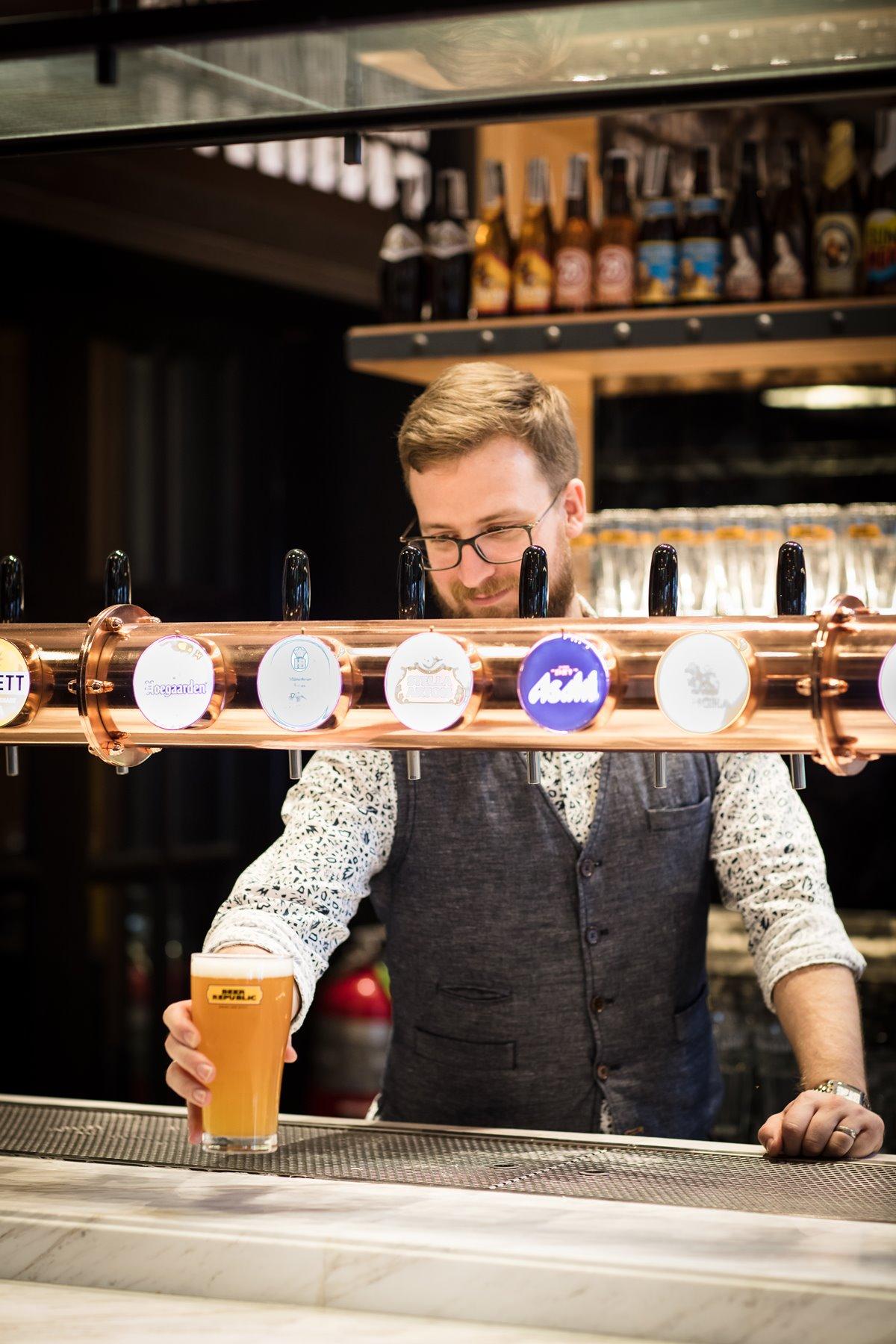Beer Master, Daniel Thom