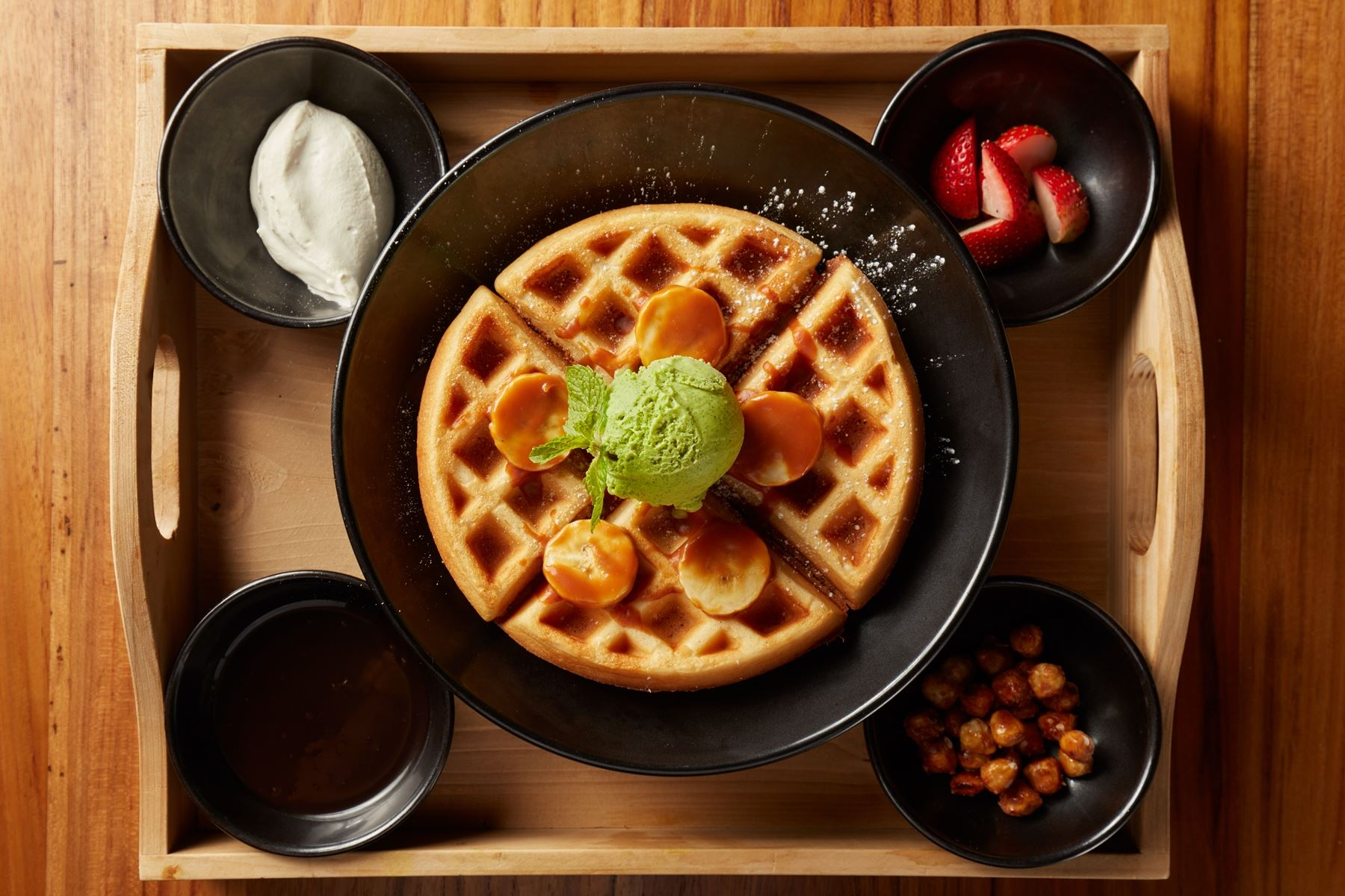 Beer Republic - Waffles